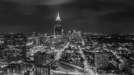 AtlantaDOWNTOWNnight
